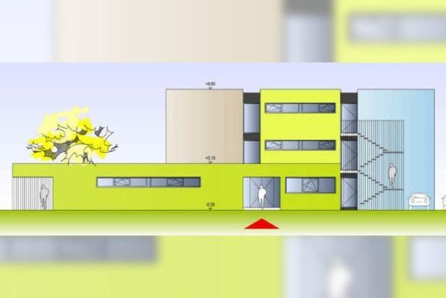 Neue Unterkunft für Wohnsitzlose wird gebaut