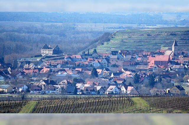 Weniger Gäste in Burkheim