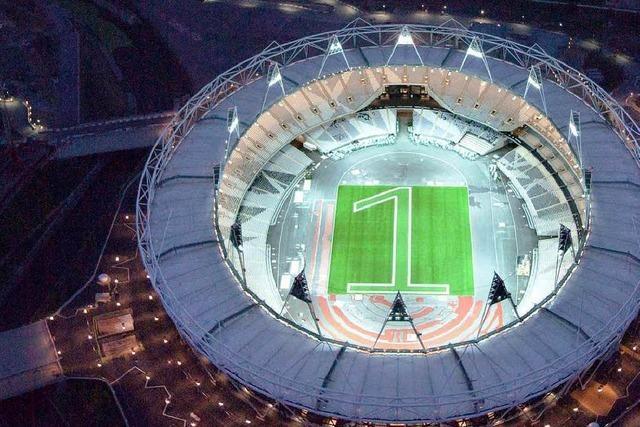 London wartet auf Olympia: In 3 Monaten beginnen die Spiele