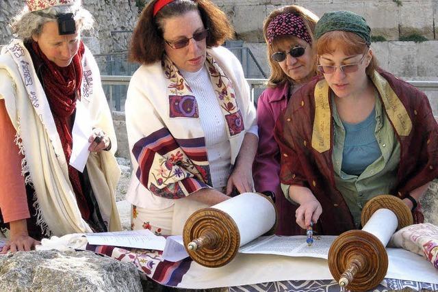 Die Mauerfrauen von Jerusalem
