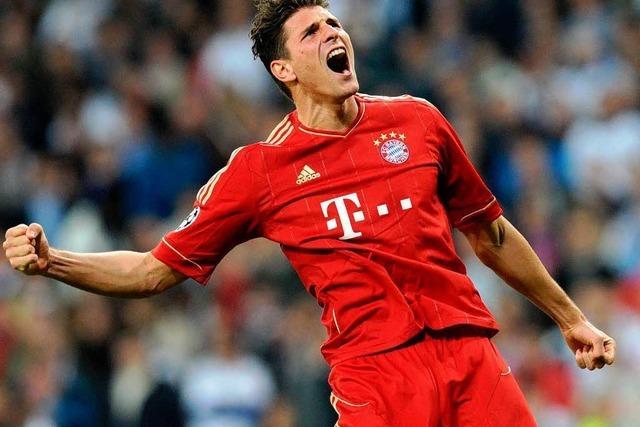 Gomez ist motiviert