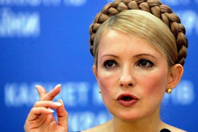 Timoschenko im Hungerstreik