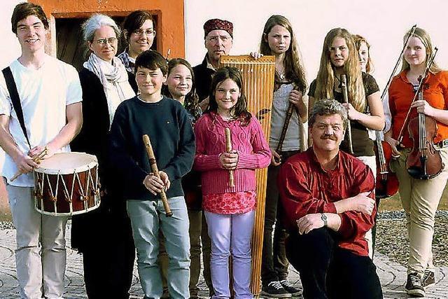 Zwei mal Musik des Mittelalters