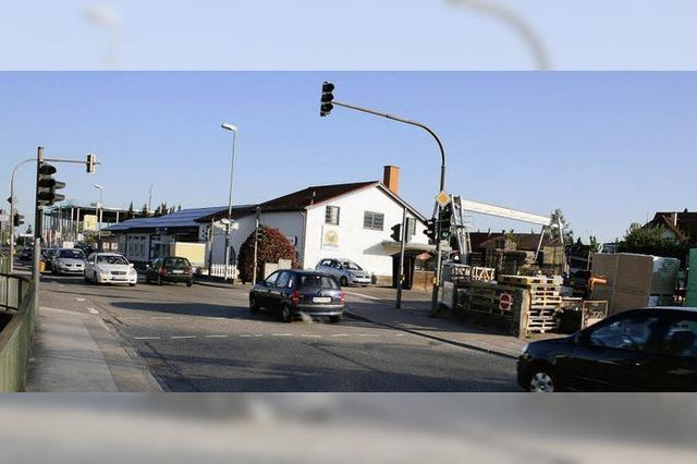 Der Teilausbau der Bahnhofstraße kostet 250 000 Euro