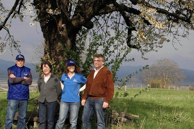 Junge Bäume – uralte Obstsorten