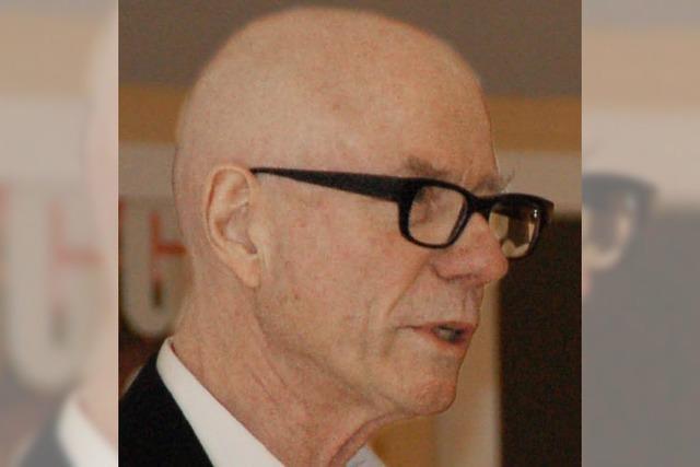 Verdienstorden des Landes für Rolf Fehlbaum