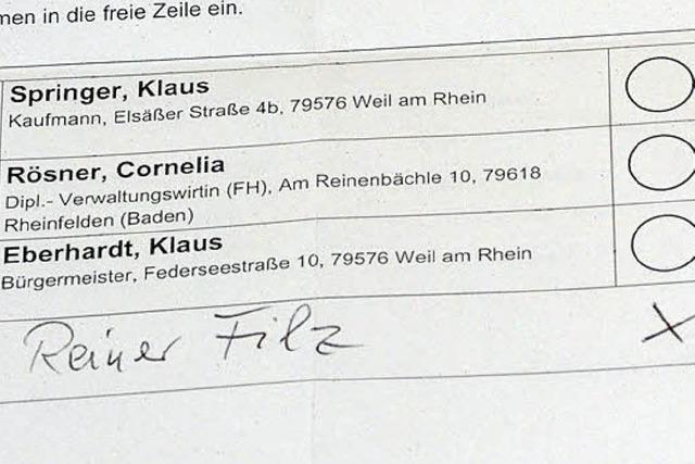 TURMSPITZEN: Reiner Filz