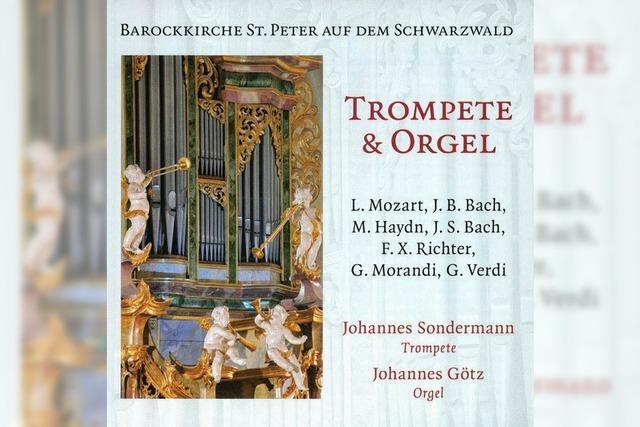 REGIO-CD: KLASSIK: Die barocke Wohlfühl-Oase