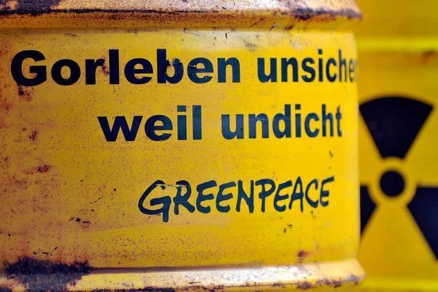 Mädchenmangel in Gorleben: Radioaktivität unter Verdacht