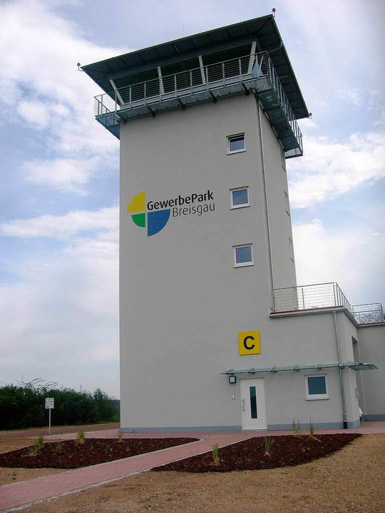Vom Tower aus werden die Flüge koordiniert.   | Foto: Ingeborg Grziwa