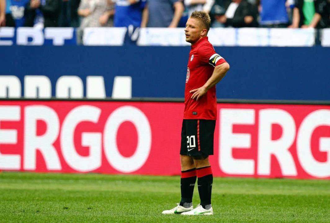 Offen ist vor dem letzten Spieltag nur...ha BSC Berlin in die Relegation gehen.    Foto: dpa