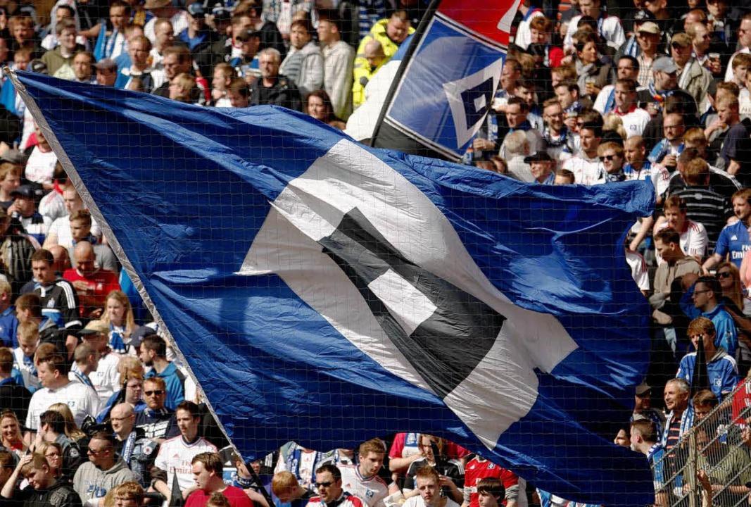 Dank eines torlosen Remis gegen Mainz ...mburger Raute erstklassig, als auch...    Foto: dapd
