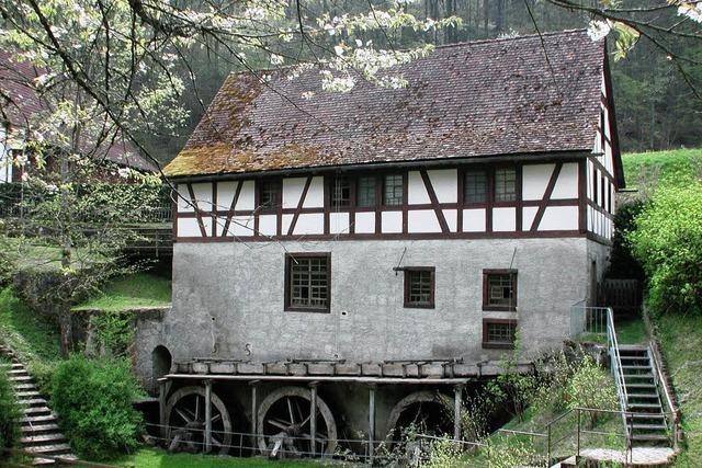 Museumsmühle wieder geöffnet