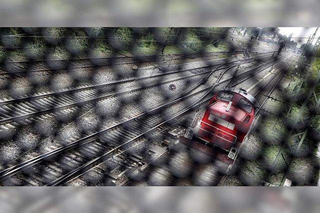 Kampf gegen Bahnpläne