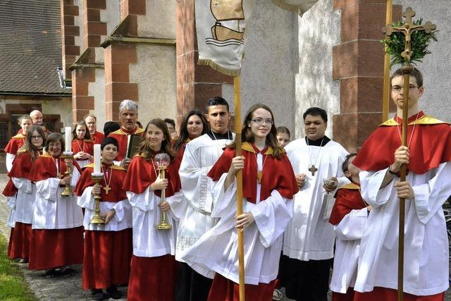 St. Georg feiert Patrozinium