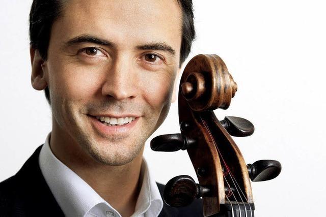 Das Cello wildert