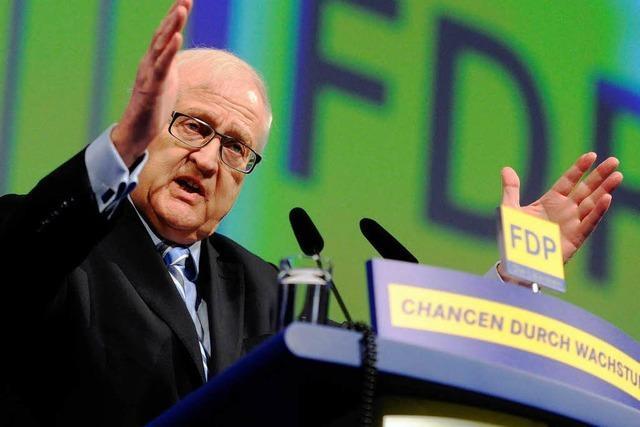 Rot-Grün wittert illegale Finanzierung bei FDP
