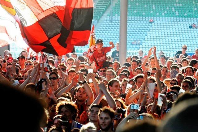 Finale furioso beim SC Freiburg