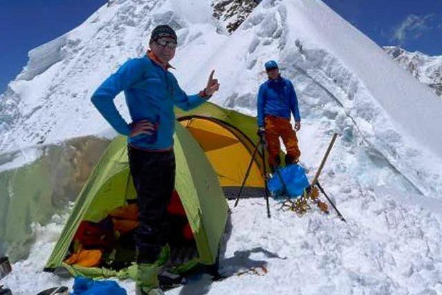 Die Mount-Everest-Expedition von Richard Stihler