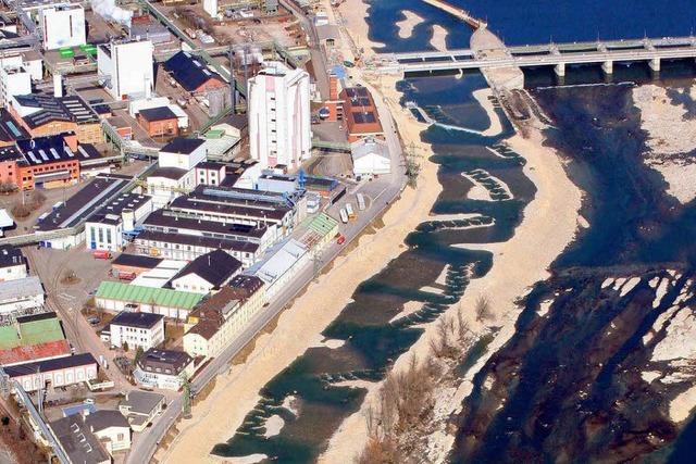Wasserkraftwerk Rheinfelden leistet ökologische Pionierarbeit