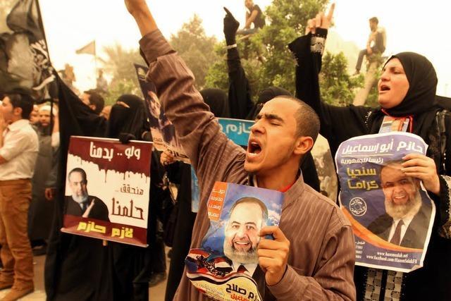 Ägypten: Muslimbrüder sollen Minister werden