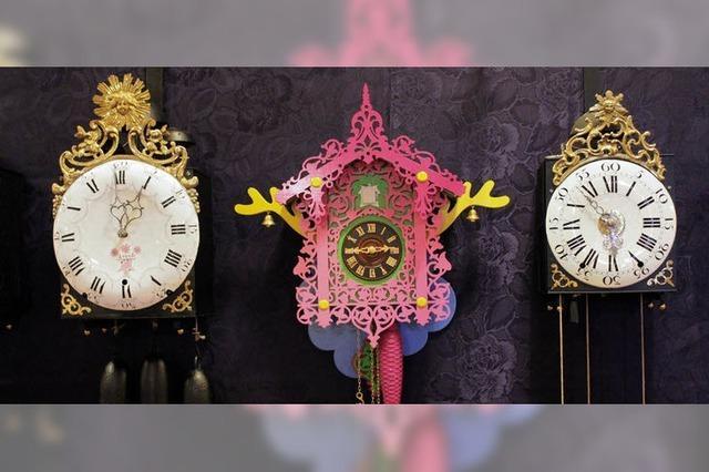 Uhrenbörse tickt goldrichtig