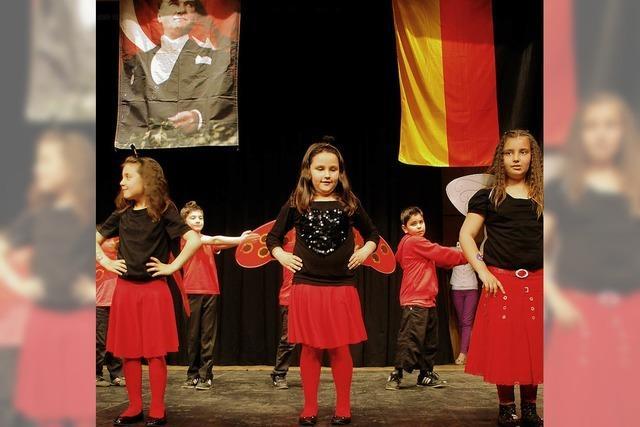 Kinder vereinen Kulturen