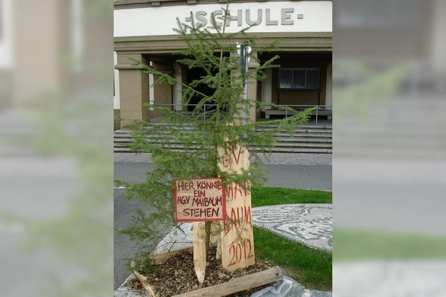Kein Maibaum und kein Weihnachtsmarkt - woran liegt's?
