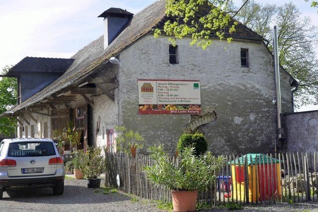 Hofladen wird zum Biomarkt erweitert