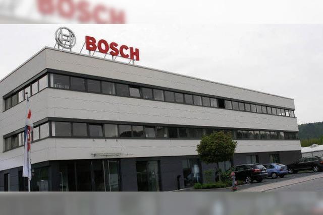 Bosch-Tochter Hüttlin auf Wachstumskurs