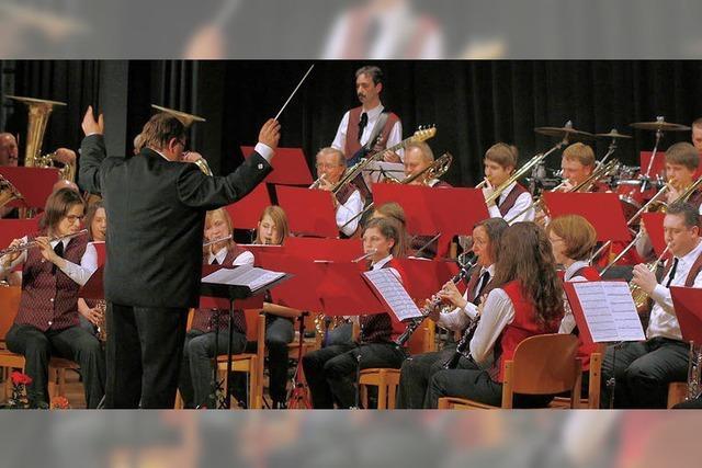 Blasorchester experimentiert erfolgreich mit Neuem
