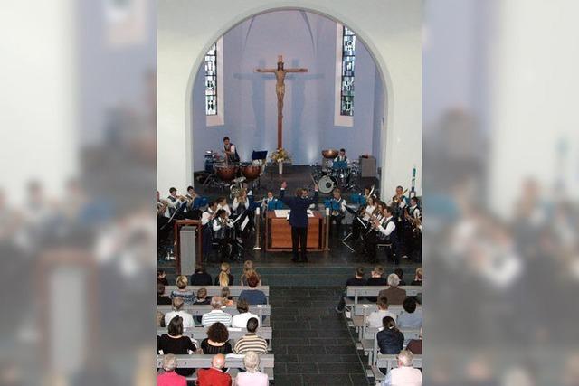 Vom Konzertsaal ins Kirchenschiff