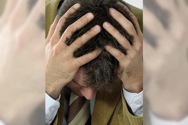 Der Stress am Arbeitsplatz nimmt zu