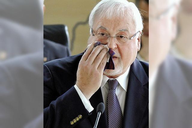 Peter Harry Carstensen: Der Regierungschef, der nie regieren wollte