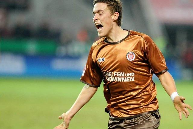 Medien: SC Freiburg holt Max Kruse vom FC St. Pauli