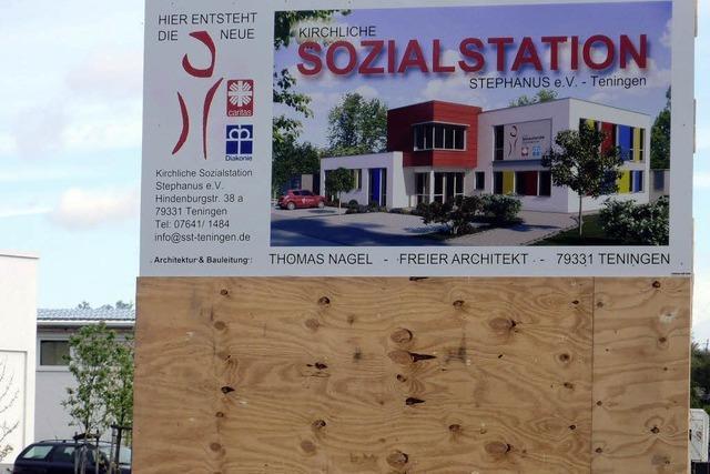 Neue kirchliche Sozialstation