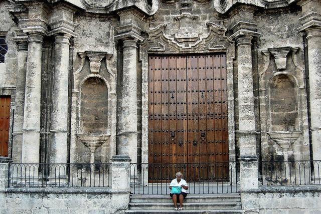 Die Motorradfreunde Latino Americanos auf Kuba