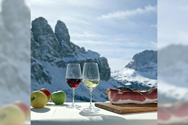 Baden trifft Südtirol