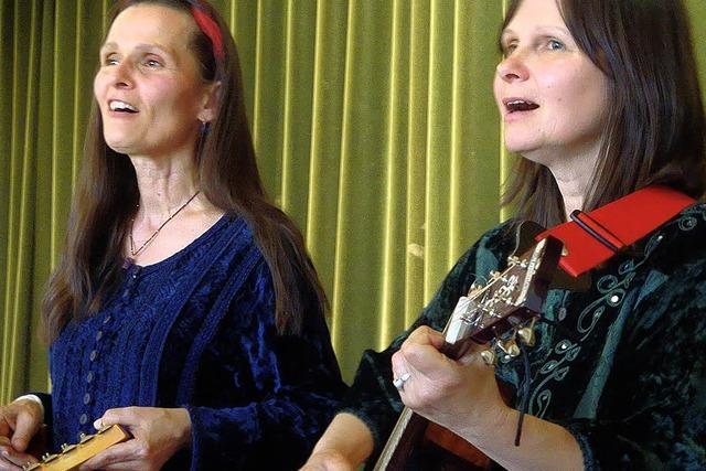 Alte Volkslieder von Feen und den Menschen