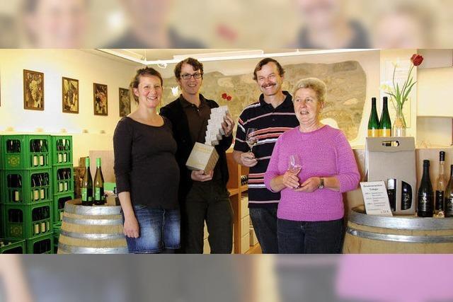 Das Binzener Weingut Schweigler setzt kompromisslos auf Qualität