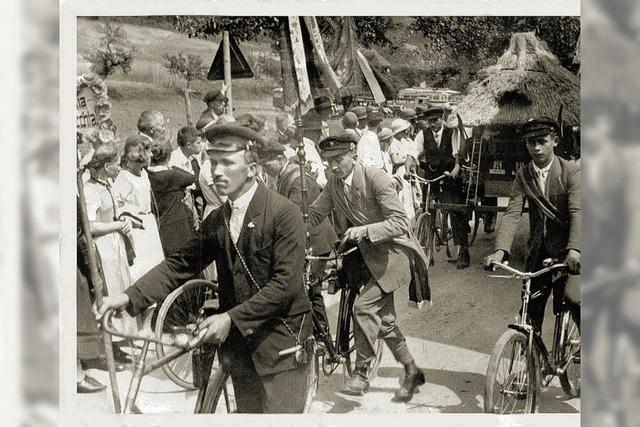 Der Radfahrverein ist 100 Jahre alt