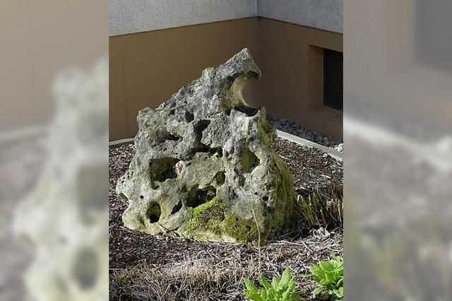Der Stein des Anstoßes