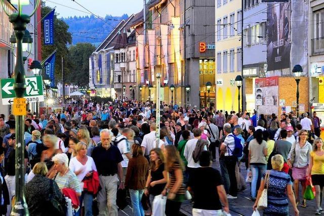 Freiburg-Wachstum übertrifft alle Prognosen