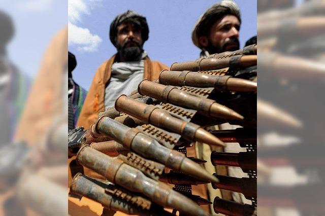 Patt zwischen den Taliban und der Nato