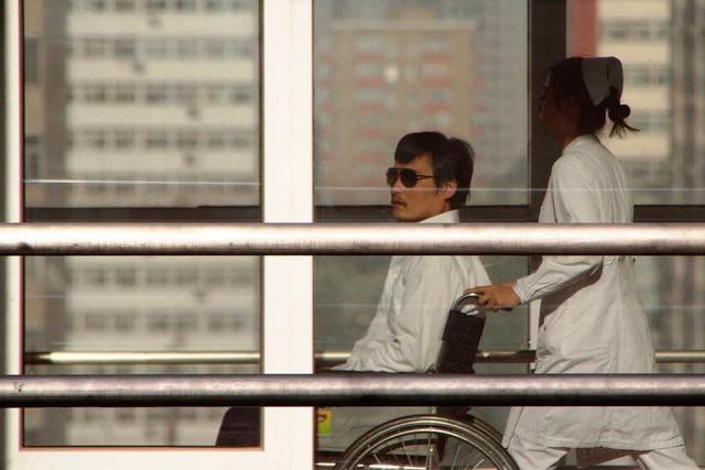 Ausnahmezustand dank Chen Guangcheng