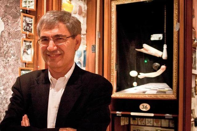 Orhan Pamuk eröffnet