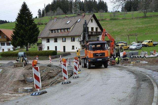 Straßenbauer haben Hochkonjunktur