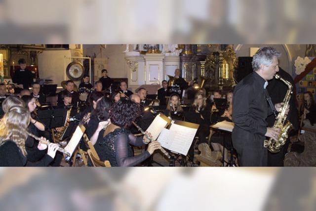 Duett von Orchester und Publikum