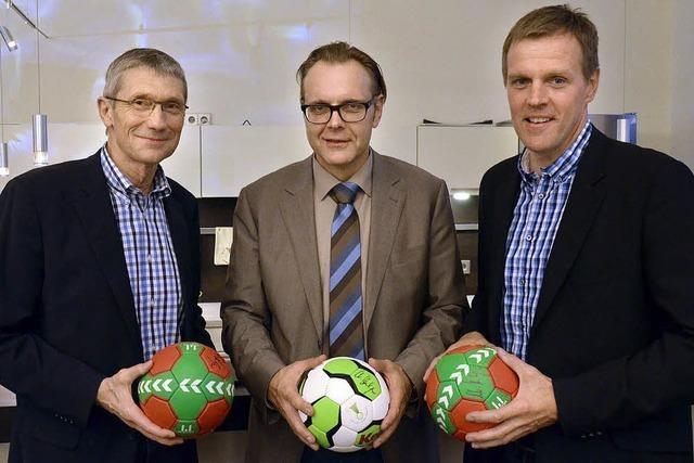 Handballer unter sich