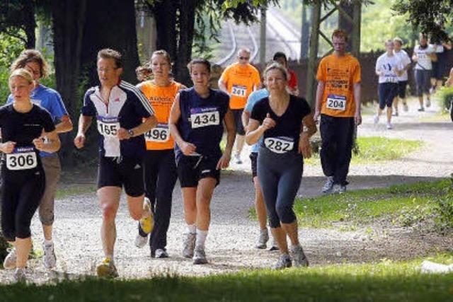 Offenburger Lauftag: Laufen für eine gute Sache